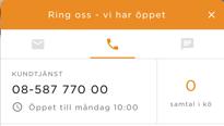 widget-telefonkö