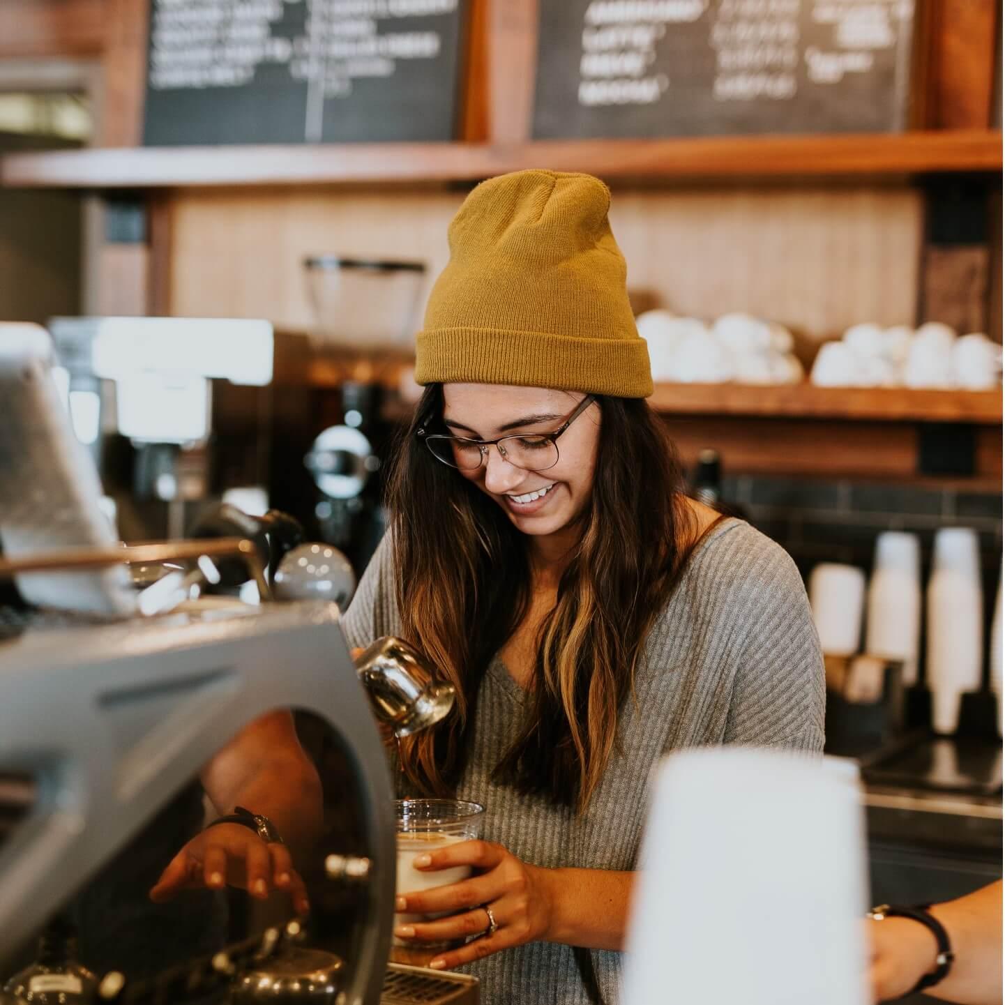 Teknikstrul hos caféer, butiker & restauranger