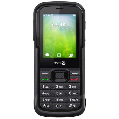 doro-540x-mobiltelefon-svart