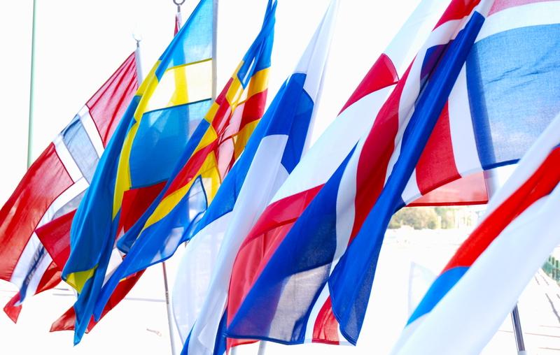 Samma telefonväxel i Sverige, Danmark, Finland och Norge (Norden)